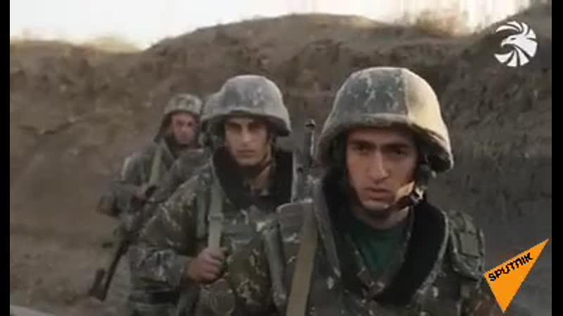 Увидел, выстрелил как сбивали беспилотники ВС Азербайджана в небе Карабаха