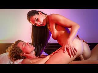 [PornFidelity] Leanne Lace - Late Night Lights | All Sex Teen petite Creampie Blowjob Doggystyle Reverse Cowgirl Brazzers Порно
