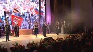 """Гала-концерт """"Солдатский конверт"""" прошёл в Ставрополе Из 3500 участников в финал вышли 17."""