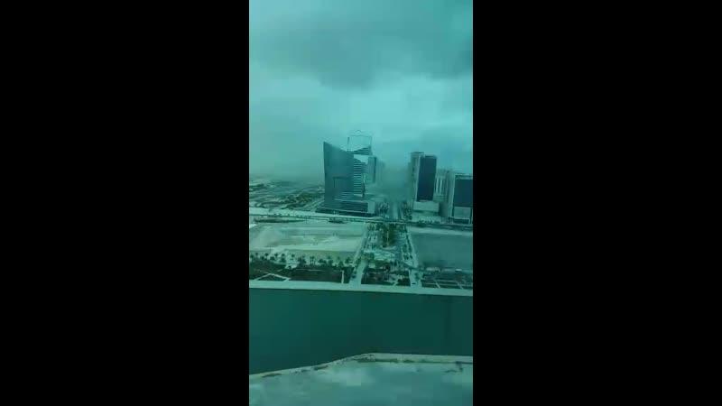 ***Катар***песчаная буря***