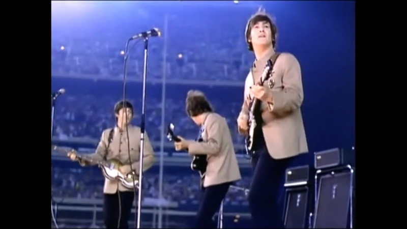The Beatles - Live At SHEA STADIUM (August 15, 1965)