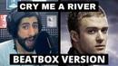JE RÉENREGISTRE CRY ME A RIVER EN BEATBOX SUR LOGIC PRO X (ENG SUB)