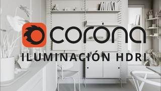 Iluminación con HDRi en Corona Renderer - 3D Collective Real Light Vol 2