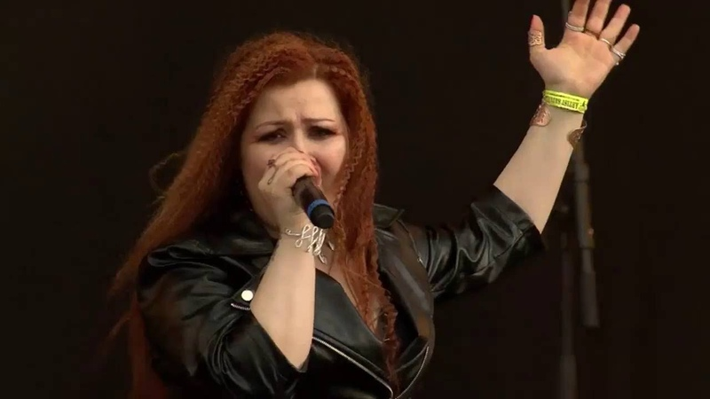 Therion Son of the Staves of Time live wacken open air 2016