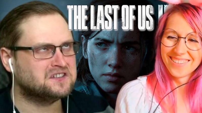 СМЕШНЫЕ МОМЕНТЫ С КУПЛИНОВЫМ ► The Last of Us 2 1 Реакция на Куплинова