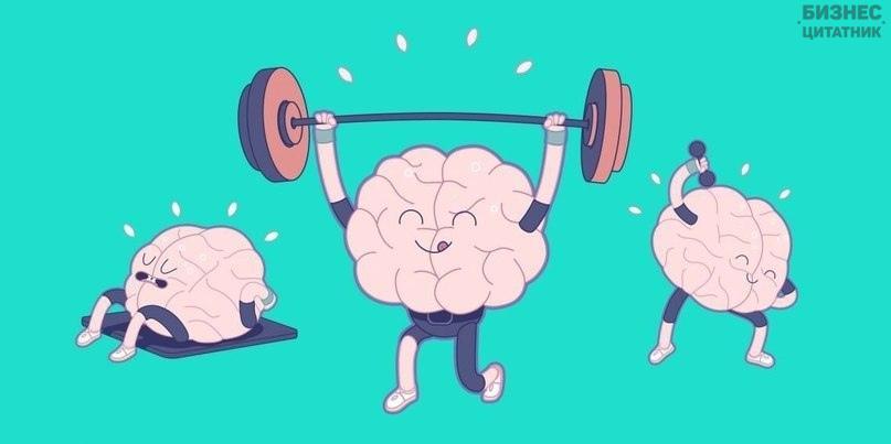 ?Включите мозги на полную катушку. Упражнения для развития м