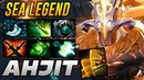 AHJIT SEA Legendary Player Juggernaut Highlights Dota 2