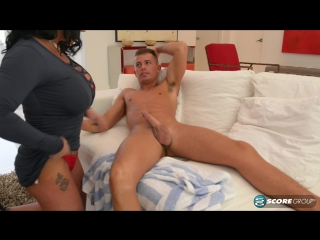 Ashton Blake (A 23-year-old fucks Ashton`s ass) [2018, MILF, Big Tits, Anal, 1080p]