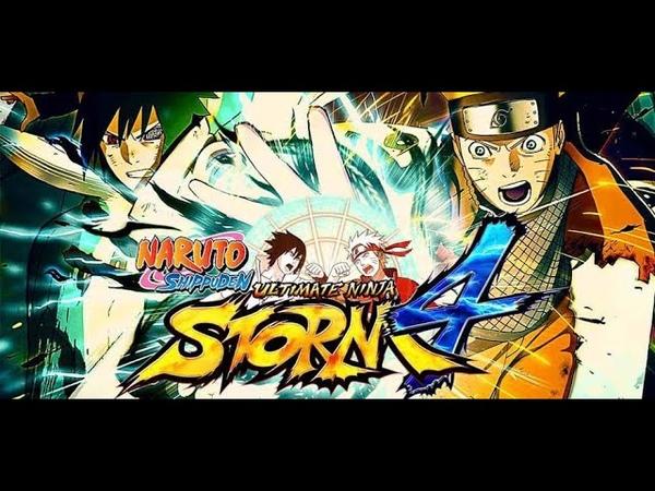 Выпуск 10. Джинчурики Десятихвостого! Naruto Shippuden Ultimate Ninja Storm 4 (No Comments)