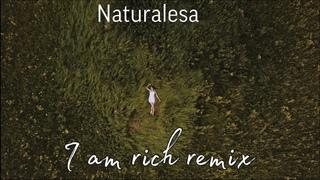 Naturalesa / I am rich / deep house remix 432 hz / Official video