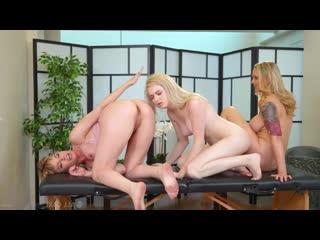 Dana DeArmond, Julia Ann, Lexi Lore  Milf [2020, All Sex, Blonde, Tits Job, Big Tits, Big Areolas, Big Naturals, Blowjob]