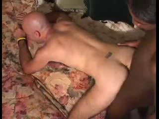 Trans Girl 7 shemale - Bald Hairy white sex femboy (Gey шлюха TS ass Ladyboy Трапы Sissy Tranny гей анал минет секс порно Porno)