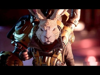 .: A Brutal Bunny Action Fighting Game - 8 Minutes Of New Gameplay