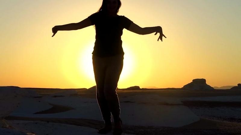 Karina white desert egypt egypt time