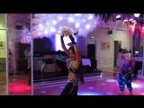 Красивый восточный танец на свадьбу, юбилей и корпоратив - заказать танец живота в Москве