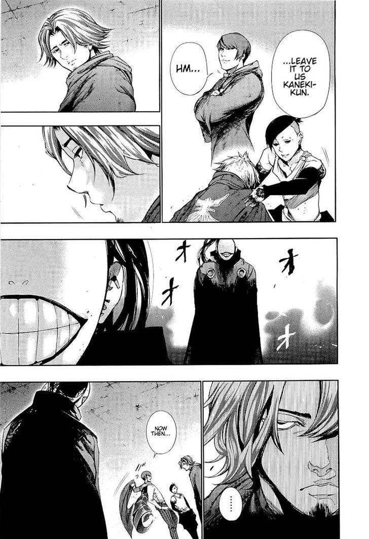 Tokyo Ghoul, Vol.8 Chapter 76 Beacon, image #9