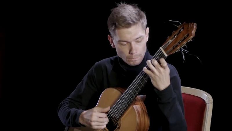 Egor Svezhentcev Berg Rhapsody by Konstantin Vassiliev