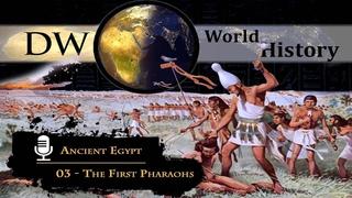 Древний Египет - Раннединастический период (XXXII - XXVII вв. до н.э.)