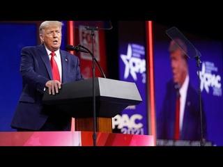 De retour dans l'arène politique, Donald Trump se présente comme l'avenir du Parti républicain