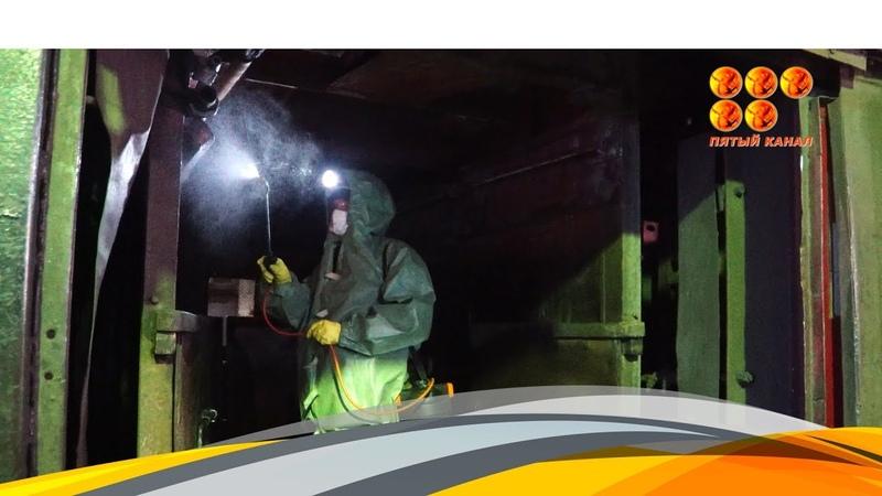 Короновирустың таралуын алдын алу үшін Арселор Миттал Теміртау компаниясы бірқатар нақты қадамдарға