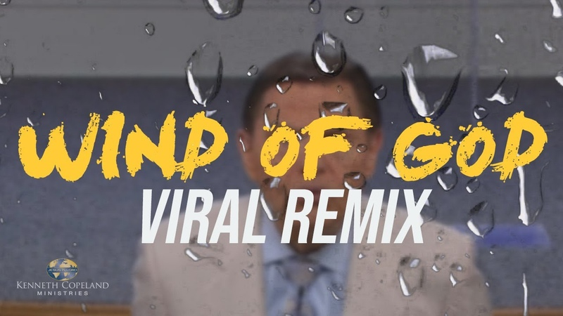 Wind of God Remix 🗣💨 💦 | Kenneth Copeland Spits on COVID 19 Remix (Original)