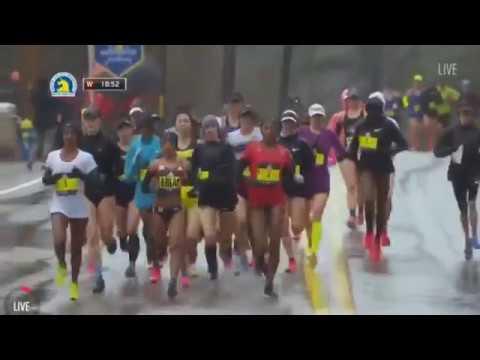 Start Boston Marathon 2018 sd a.tv