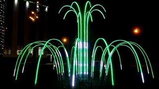 Светодиодный фонтан установят в Бежецке