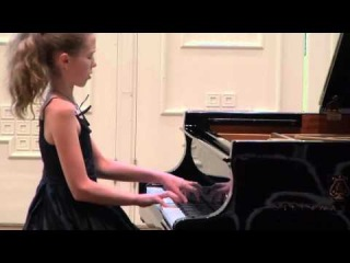 Mendelssohn Songs Without Words  No.2- Anastasia Makhamendrikova