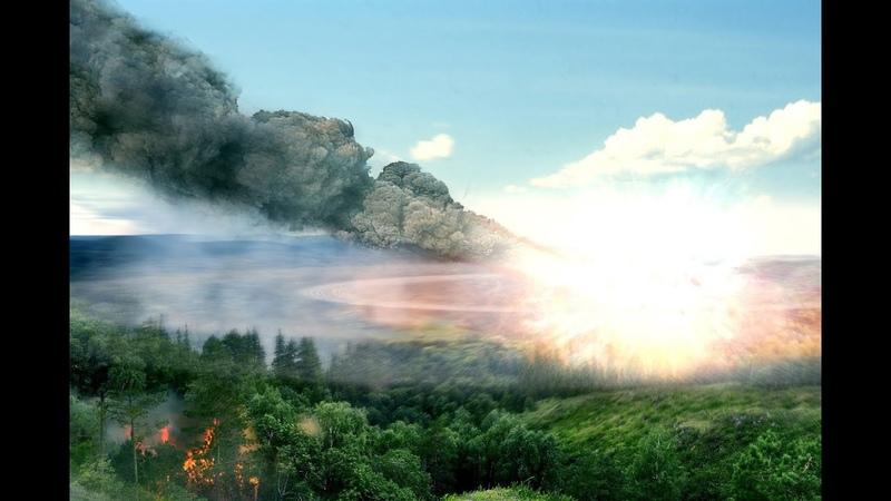 142 Пробное Тестирование Тунгусский метеорит НЛО фрагмент Будущего через 30 лет где денег уже нет