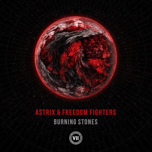 Astrix альбом Burning Stones