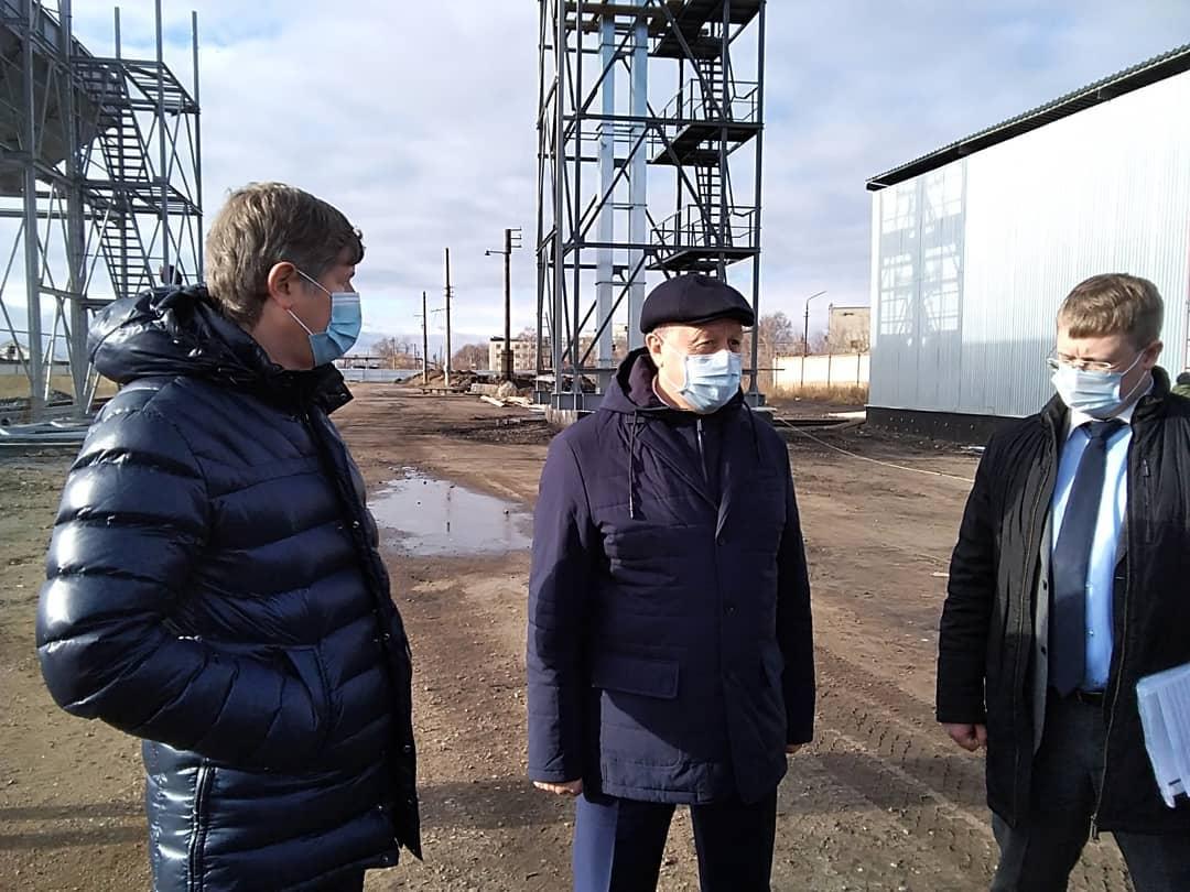 Сегодня Петровск посещает губернатор Саратовской области Валерий РАДАЕВ
