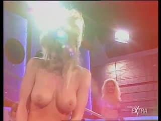 Mediaset Extra - Colpo Grosso. Стриптиз. Много голых девушек. Большие сиськи. Публичное обнажение. Частное домашнее порно (134)