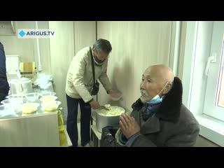 В Улан-Удэ заработала новая мобильная столовая для нуждающихся