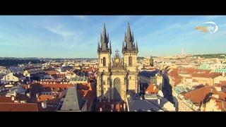 Достопримечательности Праги | аэросъемка