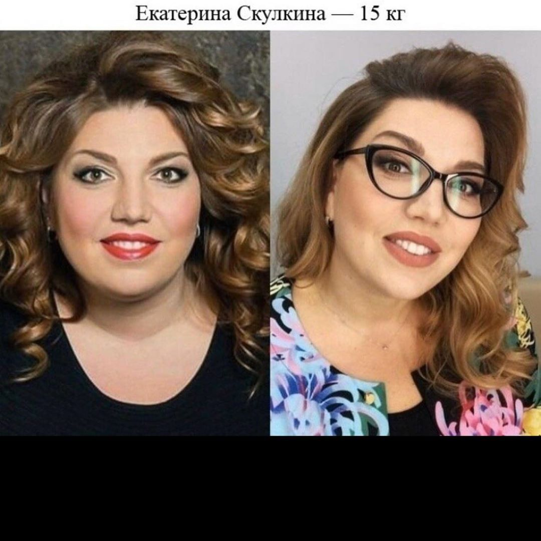 Лидeр по сбрoшенным килoграммaм - Oльга Кaртункoва!