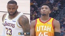 Lakers vs Jazz Full Game Highlights 2019 NBA Season
