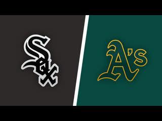 ALWC / G1 /  / CHI White Sox  OAK Athletics