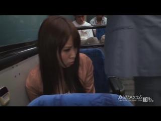 Японку изнасиловали в автобусе |азиатка|минет|секс|rapped|milf|teen|asian|japanese|girl|porn|sex|blow_job|011315-783-carib