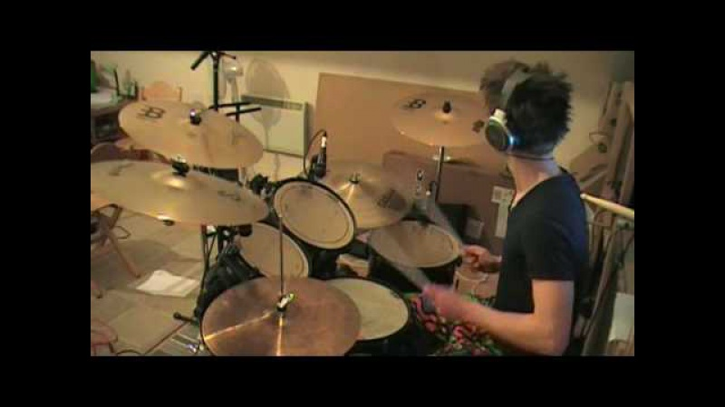 Seb Gee Blink 182 All The Small Things Drum Cover