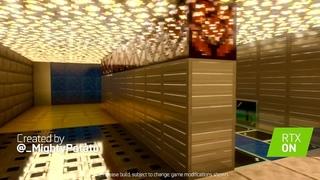 Технология трассировки лучей вдохнет новую жизнь в Minecraft - NVIDIA показала новое видео песочницы с рейтрейсингом