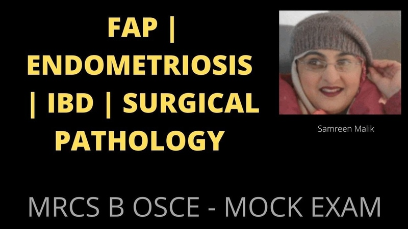 FAP ENDOMETRIOSIS IBD SURGICAL PATHOLOGY