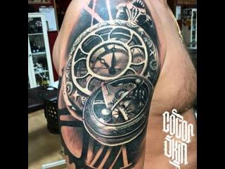 Color Skin Tattoo | Тату салон в Химках