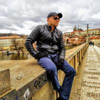 Фотография страницы Андрея Зверева ВКонтакте
