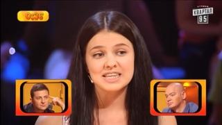 Как не провоняться Бомжатиной - Девчонки порвали зал   Рассмеши комика Приколы на 50 000 гривен