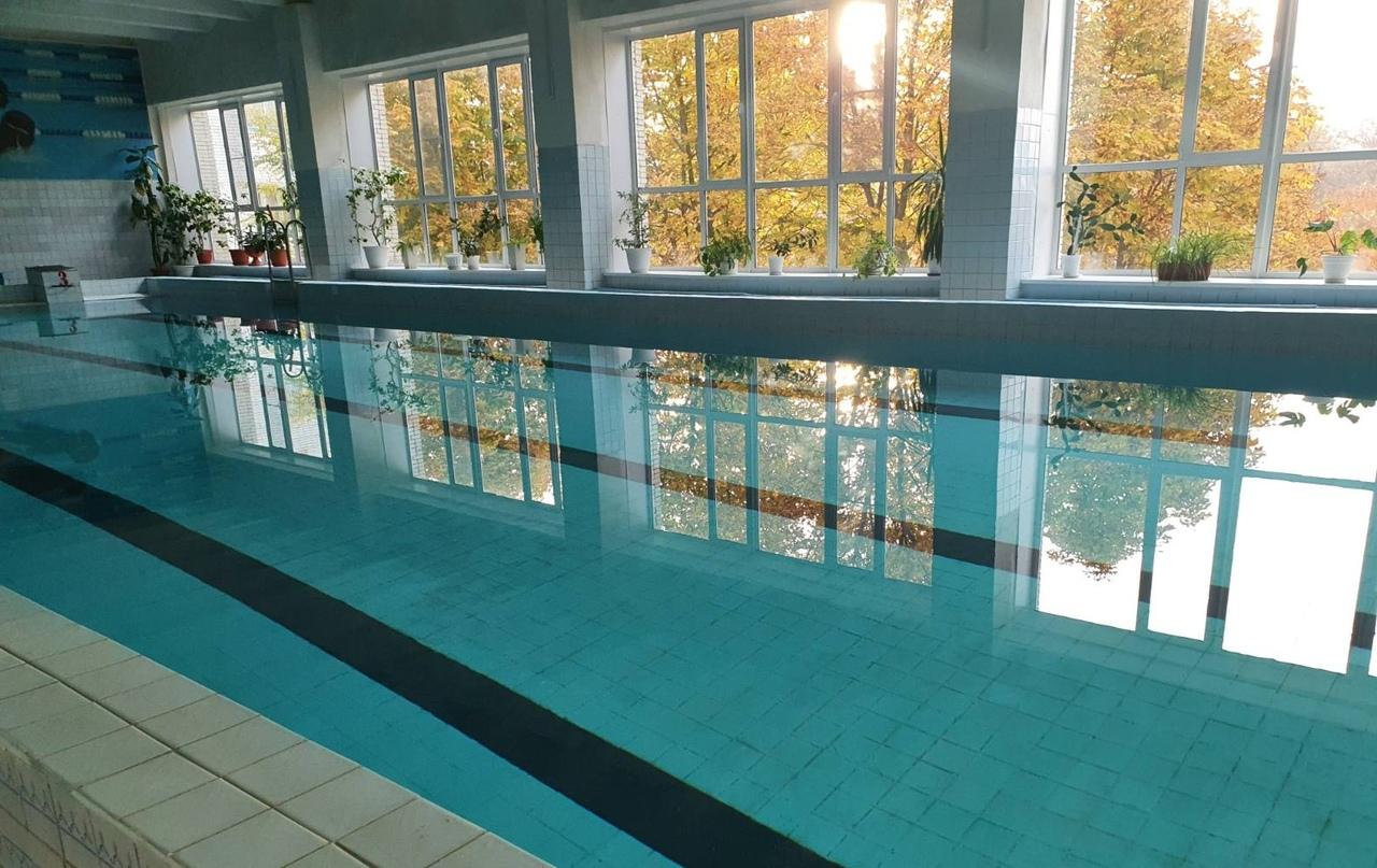 Завтра в Петровске возобновит работу бассейн «Дельфин»