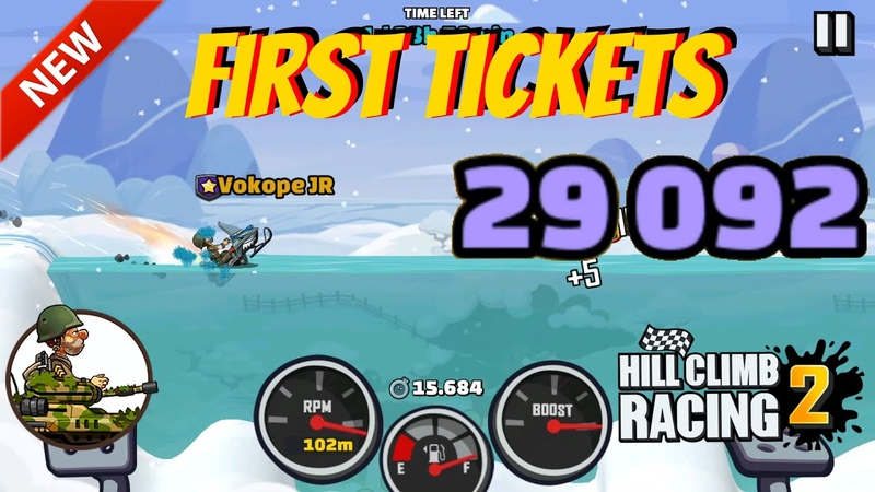 Hill Climb Racing 2 29 092 Strategy Fast And Finesse