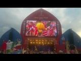 ЛУЧШИЙ DJ планеты 1998-1999 года ЛЕГЕНДАРНЫЙ Paul Oakenfold в московской фан-фест зоне FIFA World Cup Russia (ч3) @ 2018.07.14