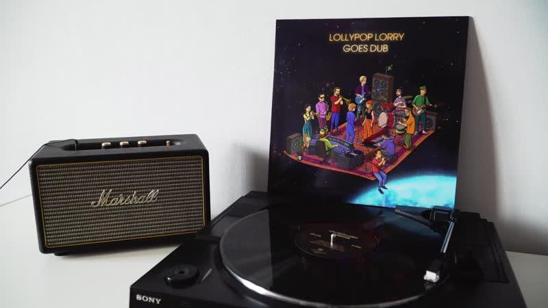 Винил Lollypop Lorry Goes Dub