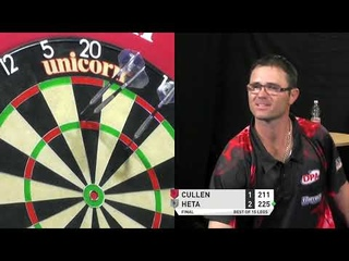 Cullen v Heta | Final | PDC Autumn Series Day Two