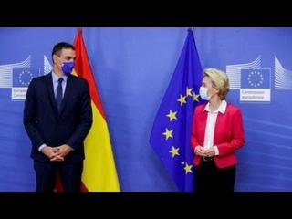 MAP 963 EU - Češi a Slováci budou platit Španělům 52 dní mimořádné dovolené u moře ze svých daní!